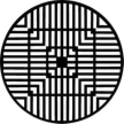 Rosco Gobo Patterns Geometrics 10 B