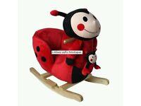 Ladybird Animal Rocker