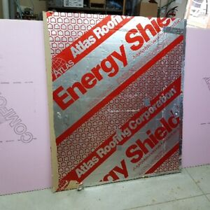 """R5.7 - 3/4"""" foil backed insulation sheets."""