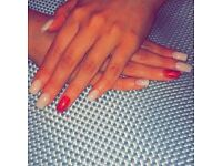 Shellac & Acrylic nails