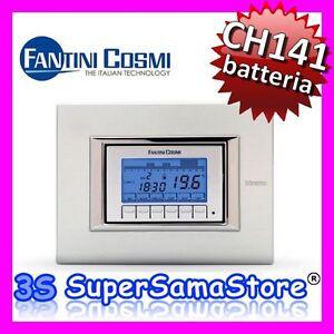 3s cronotermostato ch141 fantini cosmi cover for Cronotermostato fantini cosmi ch141