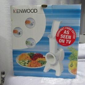 Kenwood Gourmet Food Cutter BRAND NEW