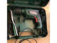 Bosch Corded Hammer Drill 550 Impact, in box