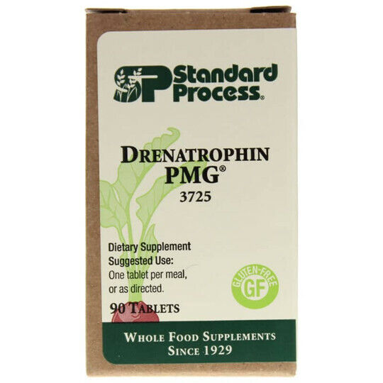 Standard Process Drenatrophin PMG * EXP 10/21 * SHIPS OUT WITHIN 24 HOURS FREE!