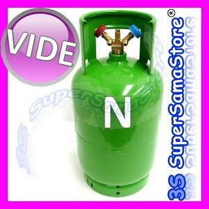 3s bouteille vide 12 lt double vanne de r cup ration gaz r frig rant r410a r134a ebay. Black Bedroom Furniture Sets. Home Design Ideas