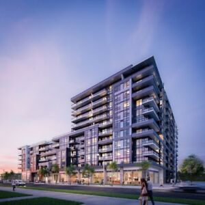 Brand New Luxury One Bedroom W/Den Apartment Rental in Oakville