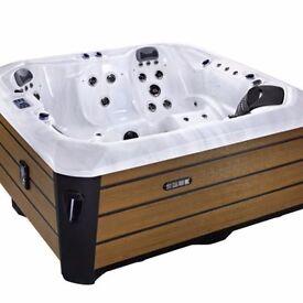 Arden Spas Barcelona Hot Tub