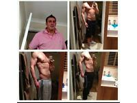 personal training, body transformation and nutrition