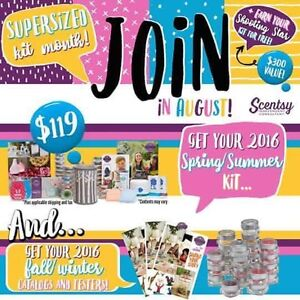Love Scentsy? Want this HUGE starter kit?