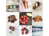 PASTRY CHEF AVAILABLE FOR PRIVATE WORK AND EVENTS---CAKES AND DESSERTS MADE FOR DELIVERY