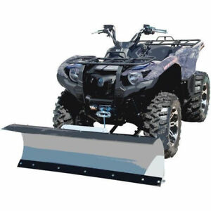 Complete KFI Snow Plow Kit for ATV - 100$ Rebate & Free Shipping