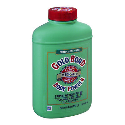 - Gold Bond Extra Strength Medicated Body Powder (4 oz.)