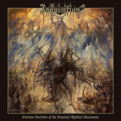 INQUISITION - Ominous Doctrines Of The Perpetual Mystical Macrocosm 2 x Vinyl