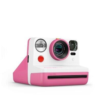 Polaroid Now I-Type Camera - Pink