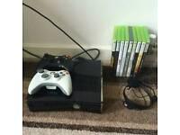 Xbox 360s 250gb 12 games