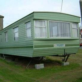 Static Caravan to take off site only