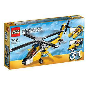 LEGO Creator Gelbe Flitzer (31023)