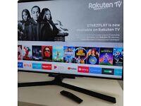 Samsung Smart TV 43 inch 4K Dynamic Crystal Colours