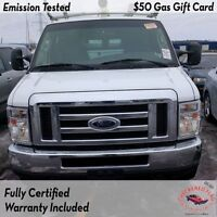 2008 Ford E150 Commercial *ALSO 2008 E350 WITH ONLY 80K AVAILABL