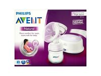 Philips AVENT Comfort Electric Breast Pump, used