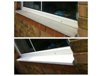 Window cleaner gutter cleaner pvc jet wash