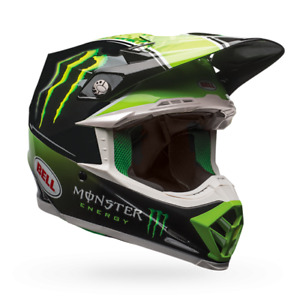 Casque de Motocross Bell édition Monster