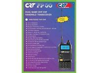 Amateur radio CRT FP 00 1 x Black