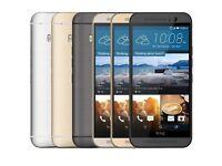HTC ONE M9 32GB UNLOCK