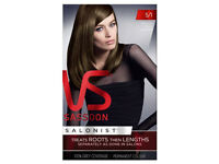 Vidal Sassoon Salonist Hair Colour - 5/1 Medium Cool Brown Hair Dye- from a smoke free place
