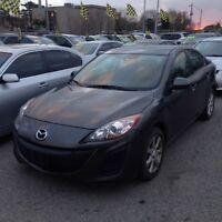 2011 Mazda MAZDA3 CERTIFIED- I SPORT  AUTO POWER GROUP SEDAN