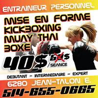 Kick-Boxing, Boxe et Conditionement Physique