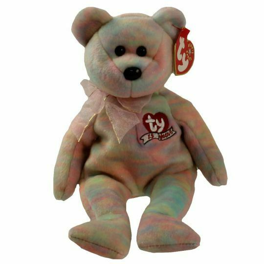 beanie baby celebrate the bear 8 5