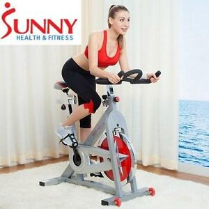 NEW SUNNY FITNESS INDOOR BIKE TRAINER CYCLE 108922805
