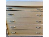 FREE: chest of drawers