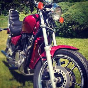 1985 Honda Shadow 750cc