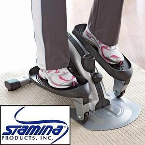 NEW STAMINA ELLIPTICAL TRAINER INMOTION - EXERCISE EQUIPMENT - FITNESS 104273819