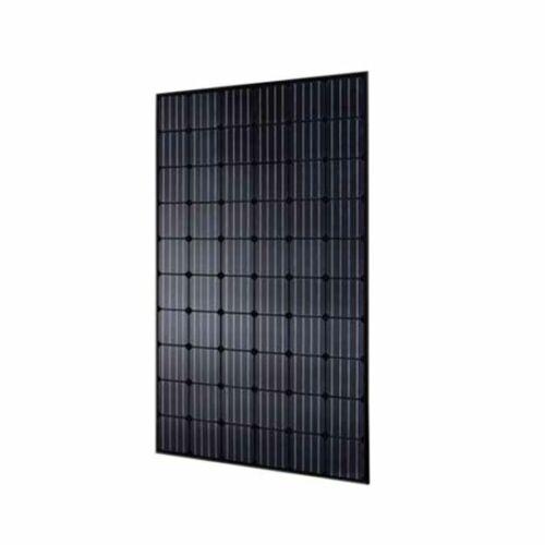 (x5) Hyundai 300w 33mm RG Black 60-Cell Mono-Crystalline Solar Module All Black