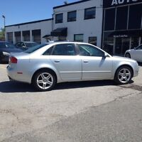 2006 Audi A4 awd,auto,safety e/t+36month warranty included