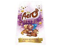 Aero Bliss chocolates 50p each