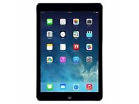 Apple iPad Air 16GB Space Grey Wi-Fi + Cellular 4G/3G, BOXED, EXCELLENT CONDITION, CAN DELIVER
