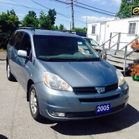 2005 Toyota Sienna CERTIFIED LE AWD MEDIA PACK