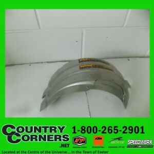 USED 2013 ARCTIC CAT 1100 TURBO LTD 162 REAR BELT GUARD 1702-217