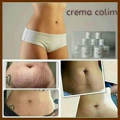 30g Colim Crema Elimina Estrías Cicatrices Acne Líneas De Expresión Paño Manchas