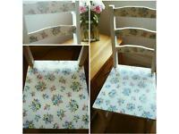 Cath Kidston shabby chic vintage decor chair