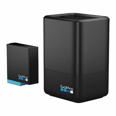 GoPro Dual Battery Charger+1220mAh lithium ion battery - HERO8 Black, HERO7 Blac
