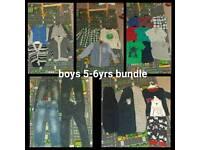 Boys 5-6 bundle