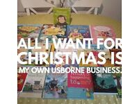 recruiting now -usborne organiser
