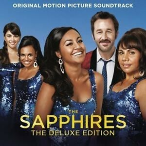 THE SAPPHIRES Deluxe Edition Soundtrack CD NEW 21 Tracks Jessica Mauboy