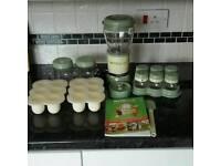 Nutri baby food blender