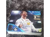 Ps4 with fifa and new cod